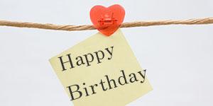 誕生日にあげたい贈り物、相手が好きなものを調査する!